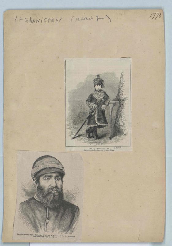 Abdullah Jan, Prinz von Afghanistan