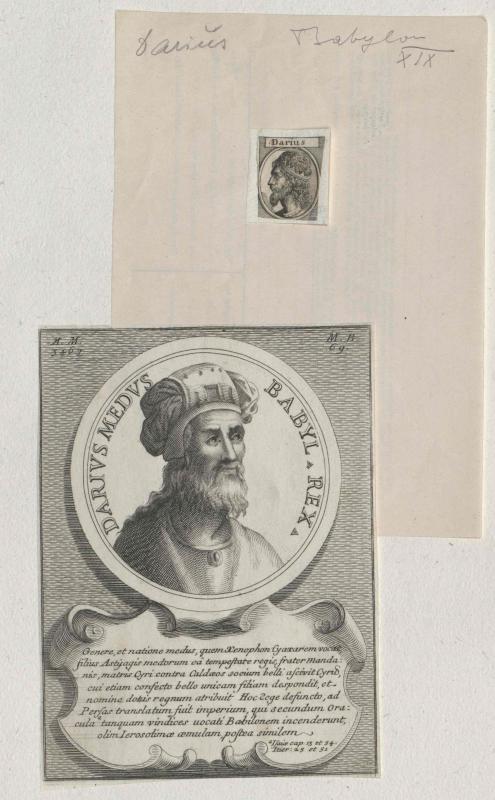 Darius der Meder