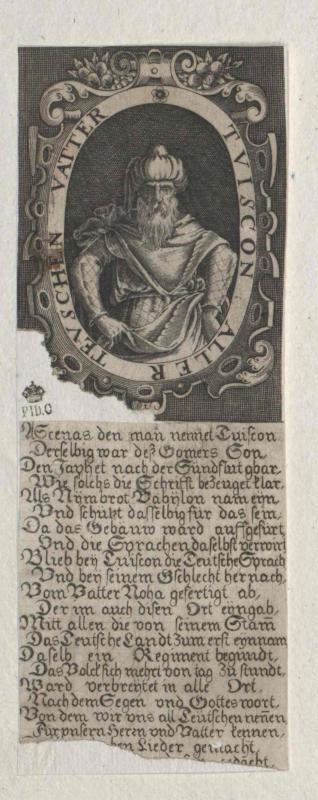 Tuiscon, deutscher Stammvater