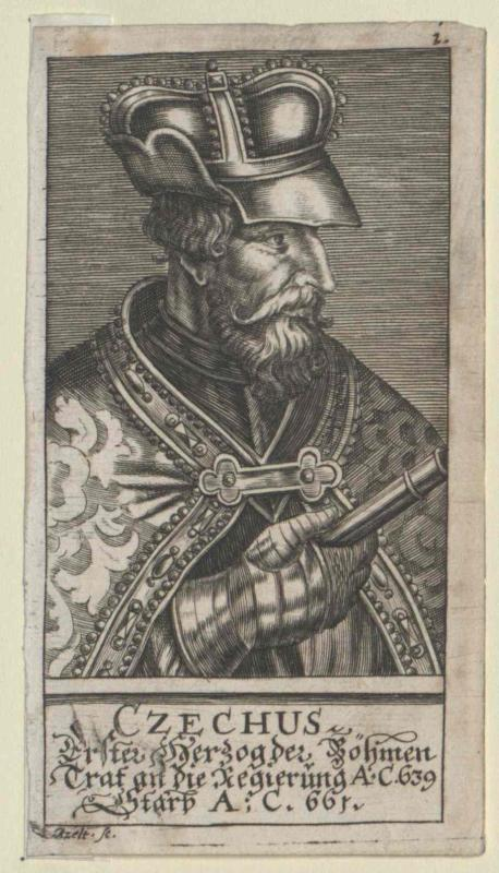 Tschech, Herzog von Böhmen