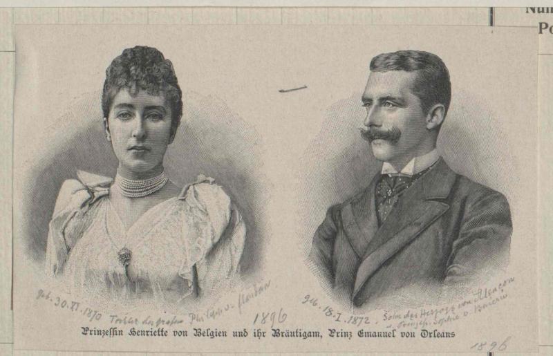 Josefine, Prinzessin von Belgien