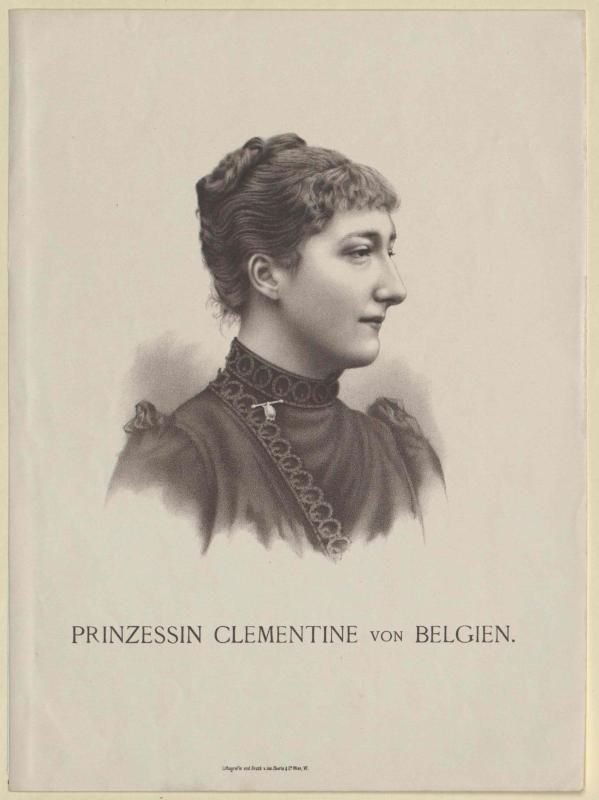 Klementine, Prinzessin von Belgien