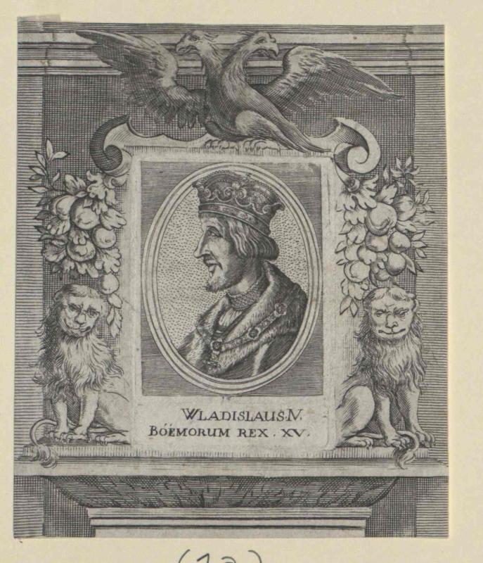 Wladislaw V., König von Böhmen