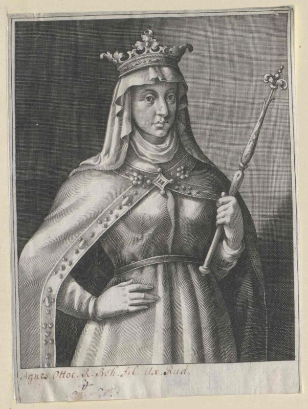 Agnes, Prinzessin von Böhmen