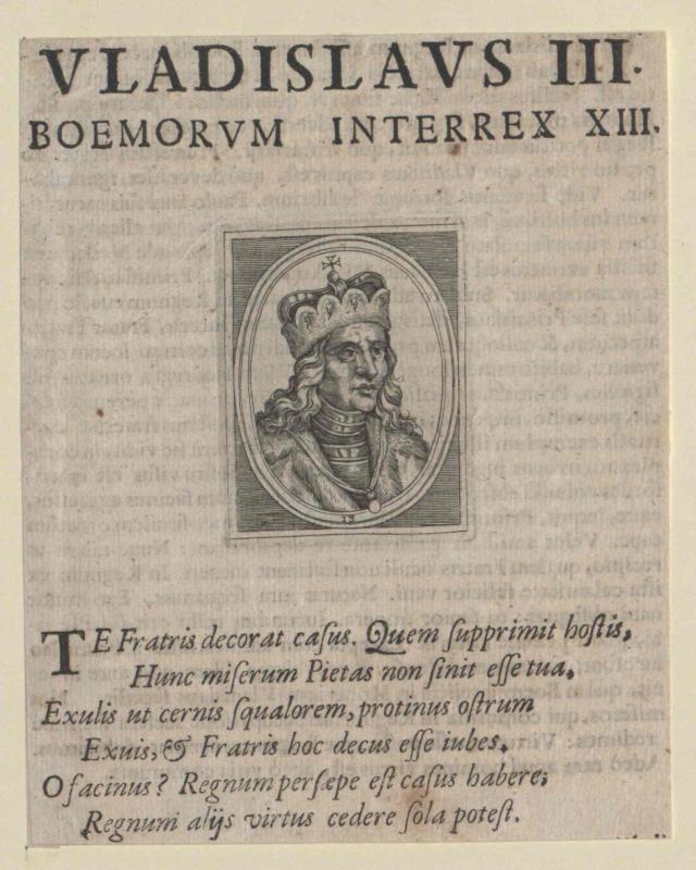 Wladislaw III., Herzog von Böhmen