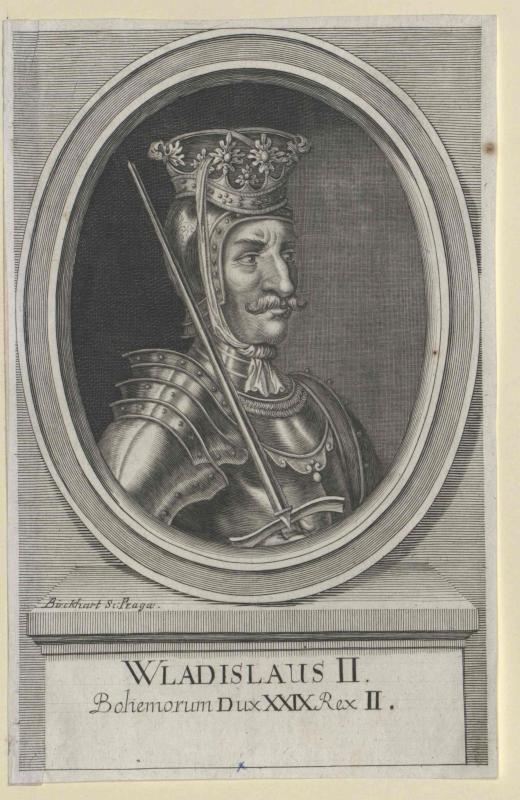 Wladislaw II., König von Böhmen