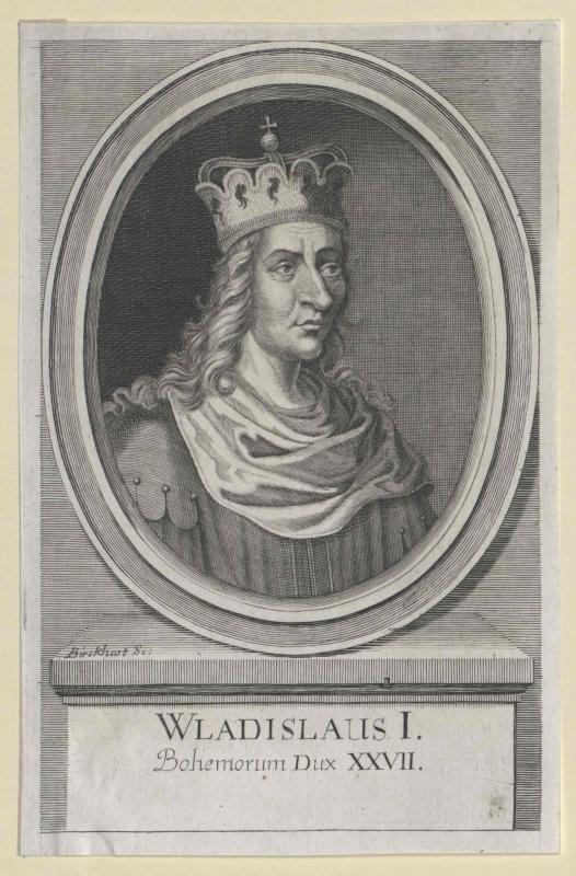 Wladislaw I., Herzog von Böhmen