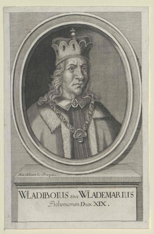 Wladiwoy, Herzog von Böhmen