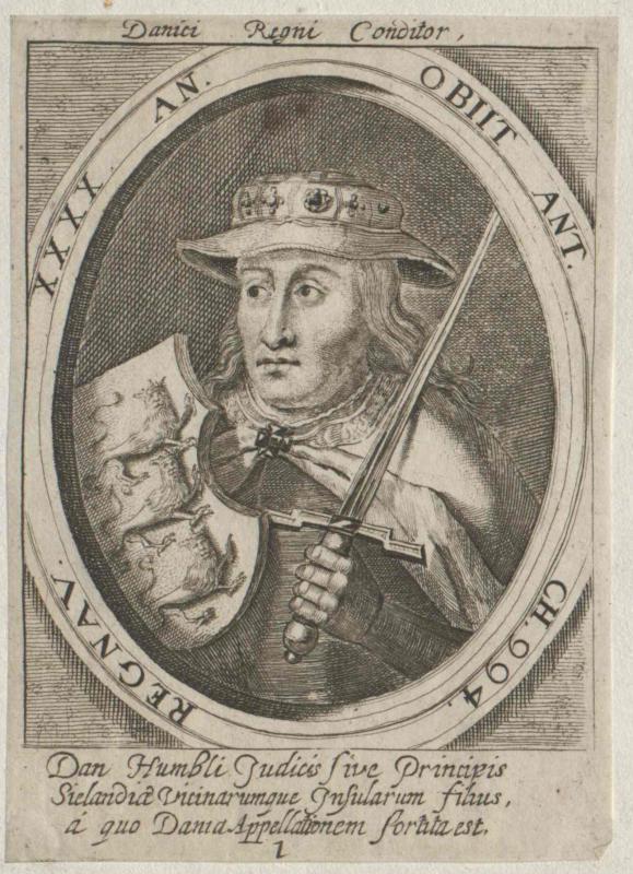 Dan, König von Dänemark