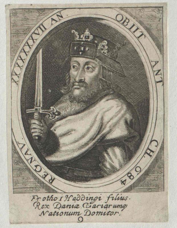Frotho, König von Dänemark