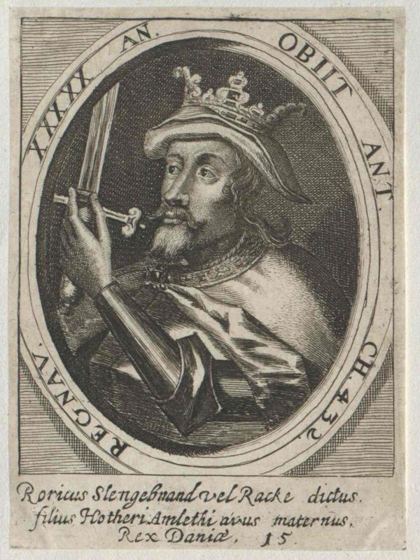 Rorik, König von Dänemark