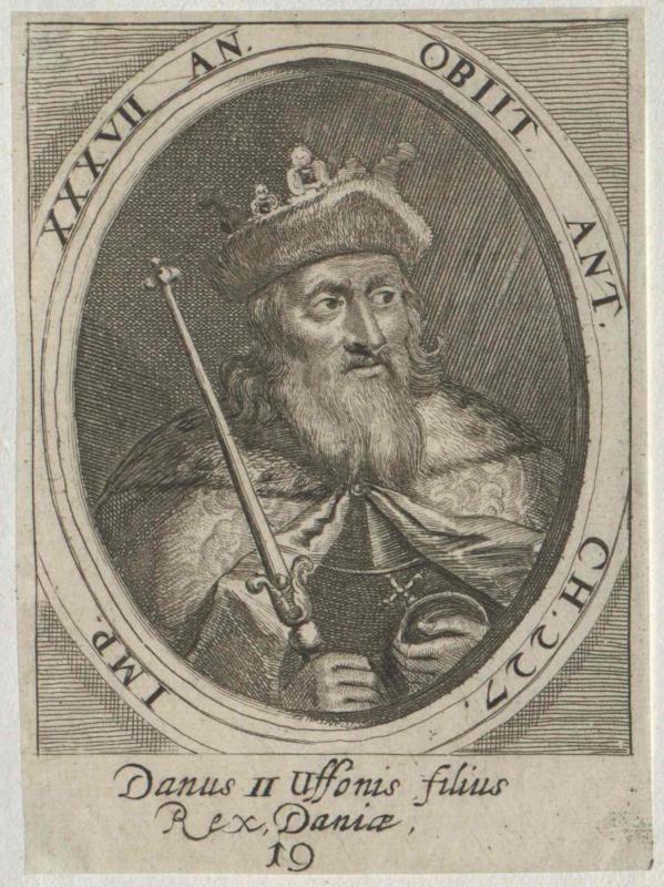 Dan II., König von Dänemark