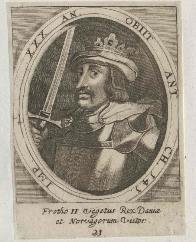 Frotho II., König von Dänemark
