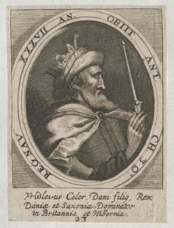 Fridlev, König von Dänemark