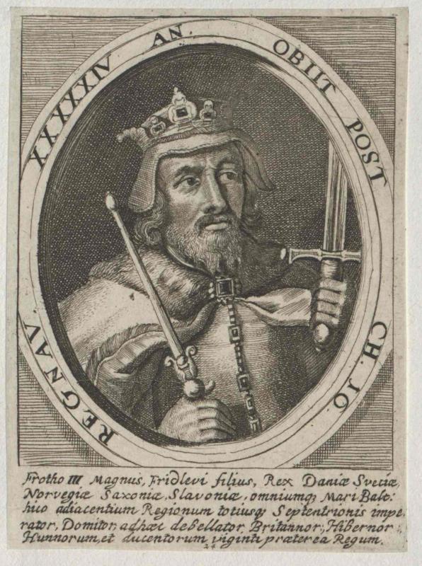 Frotho III., König von Dänemark