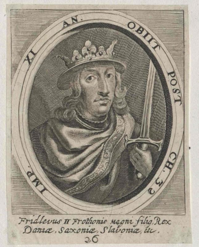 Fridlev II., König von Dänemark