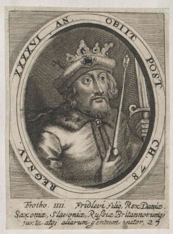 Frotho IV., König von Dänemark