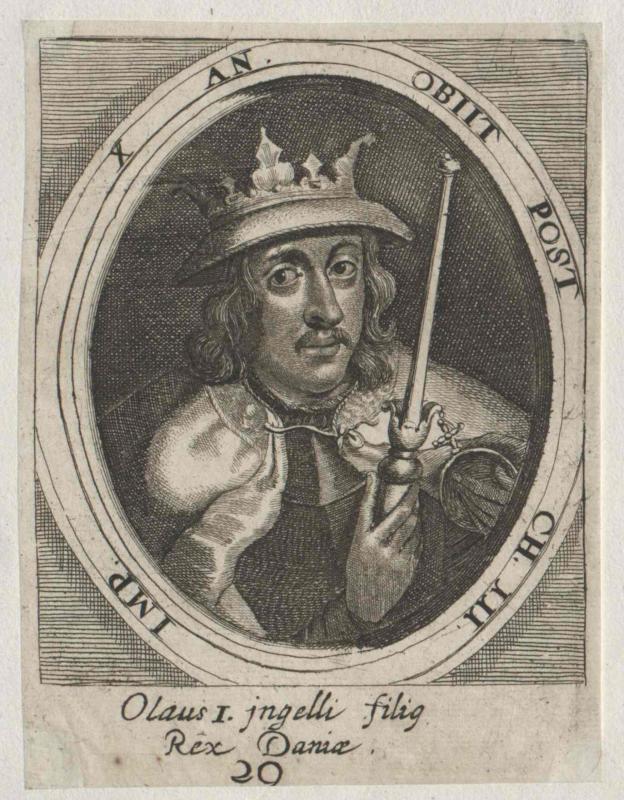 Olaus, König von Dänemark