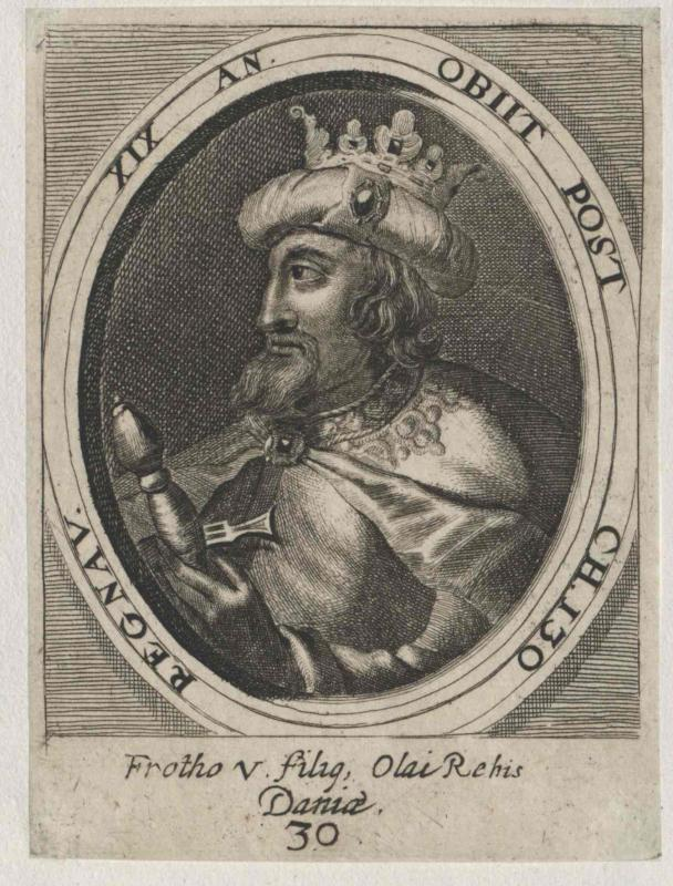 Frotho V., König von Dänemark
