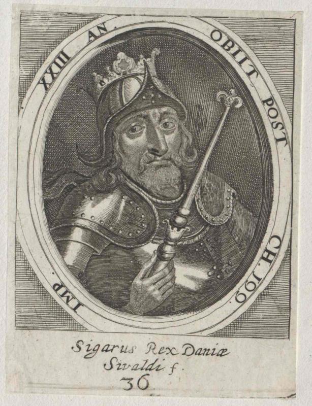 Sigar, König von Dänemark
