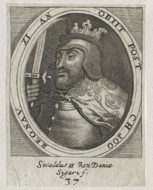 Sivald II., König von Dänemark
