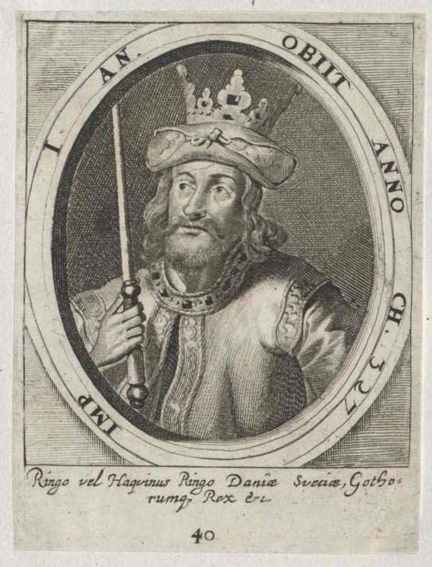 Ringo, König von Dänemark
