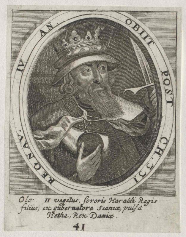 Olaus II., König von Dänemark