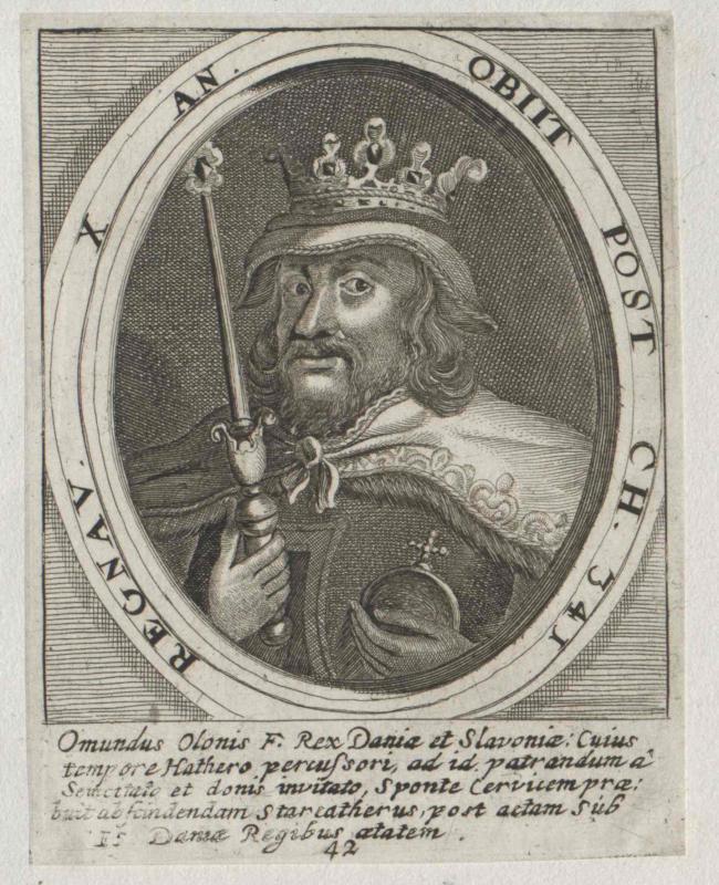 Ormund, König von Dänemark