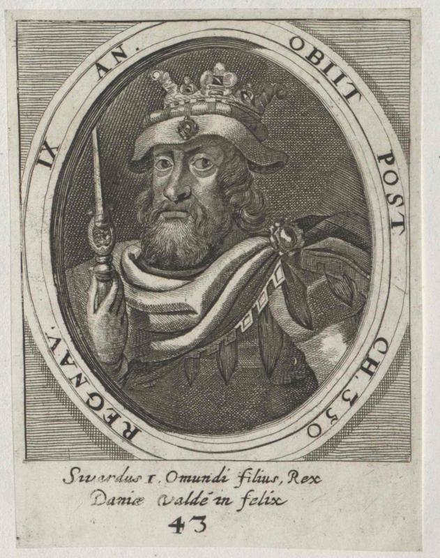 Sivard I., König von Dänemark