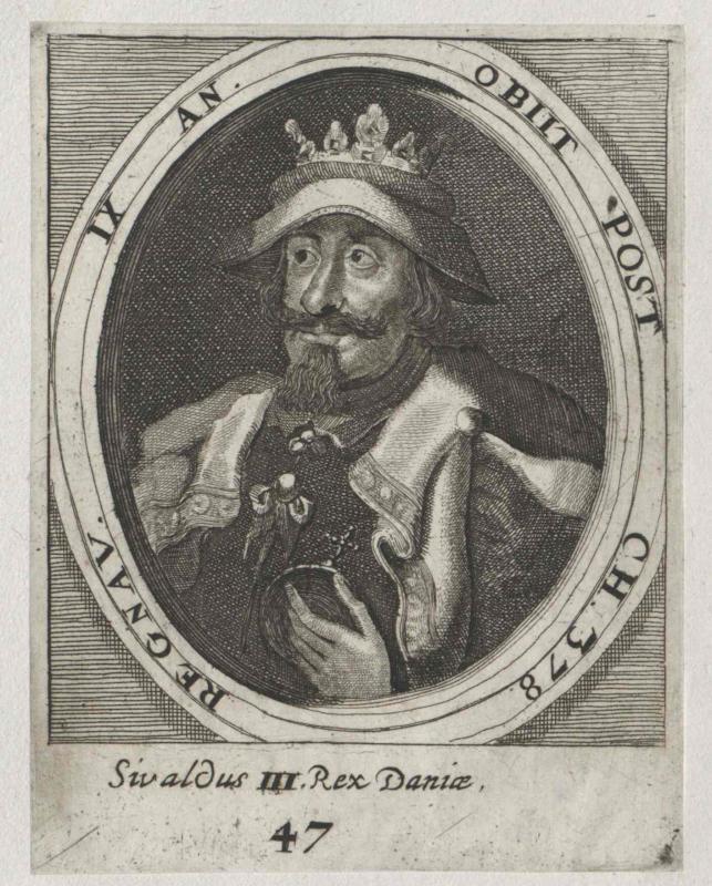 Sivald III., König von Dänemark
