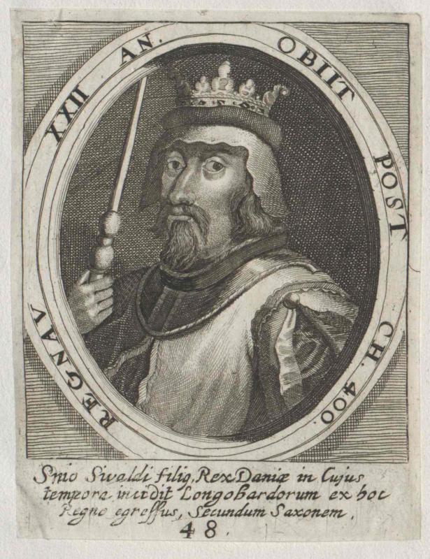 Snio, König von Dänemark