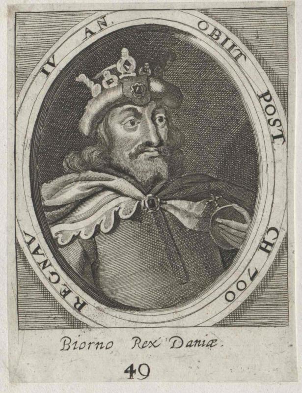 Biorno, König von Dänemark