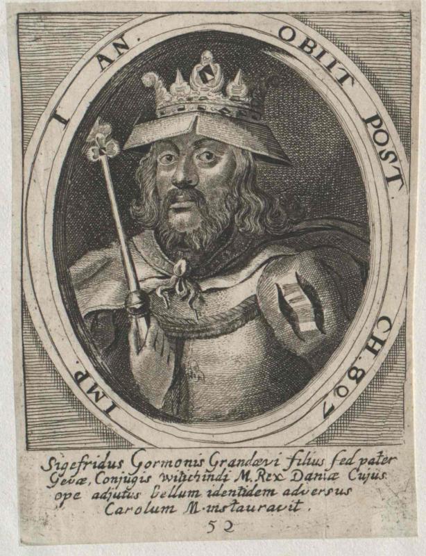 Sigefrid, König von Dänemark