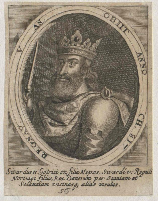 Sivard II., König von Dänemark