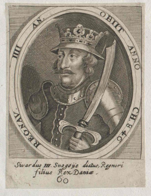 Sivard III., König von Dänemark