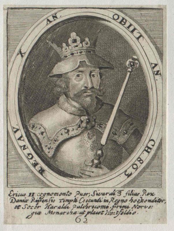 Erik II., König von Dänemark