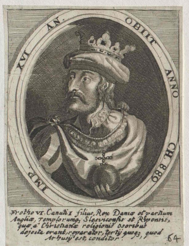Frotho VI., König von Dänemark