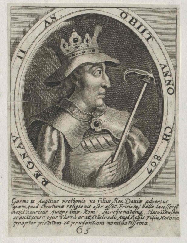 Gormo II., König von Dänemark