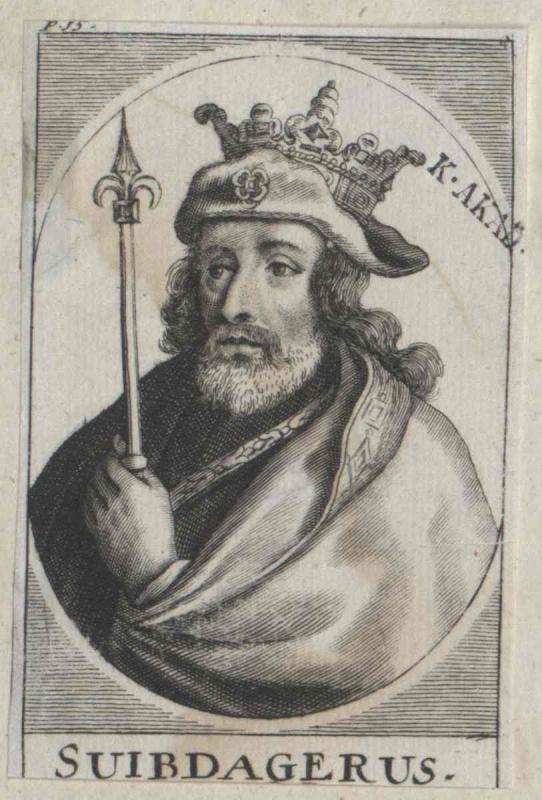 Svibdagerus, König von Dänemark