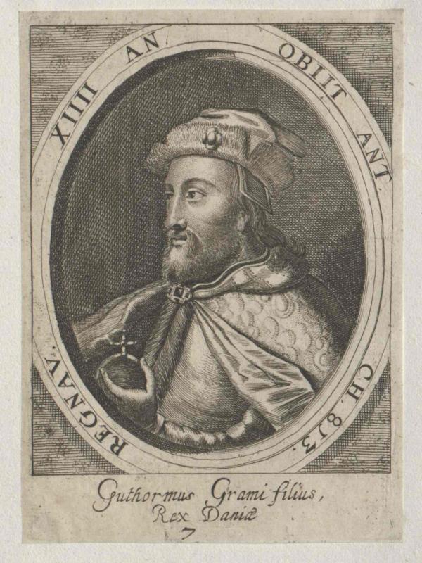 Guthorm, König von Dänemark