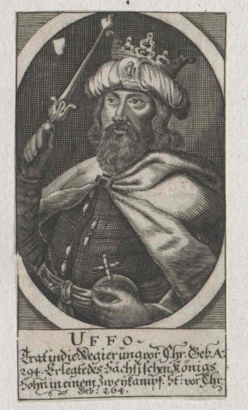 Uffo, König von Dänemark