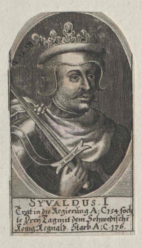 Sivald I., König von Dänemark