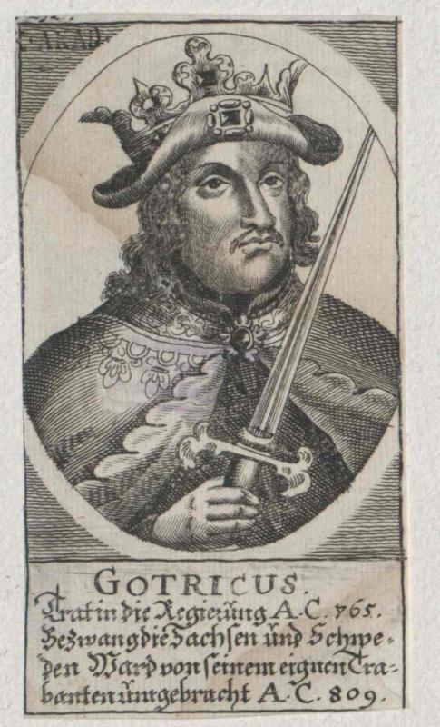 Gotrik, König von Dänemark