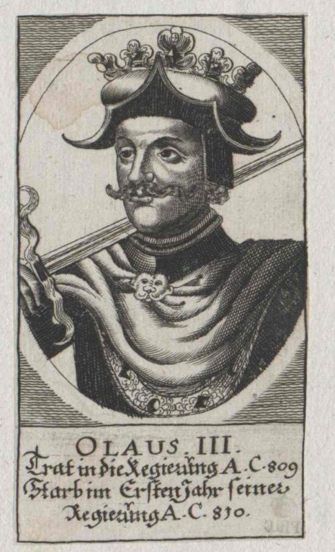 Olaus III., König von Dänemark