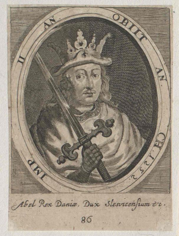 Abel, König von Dänemark