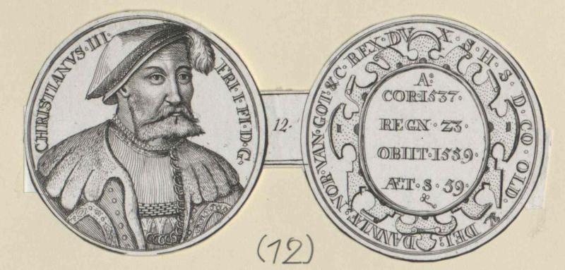 Christian III., König von Dänemark