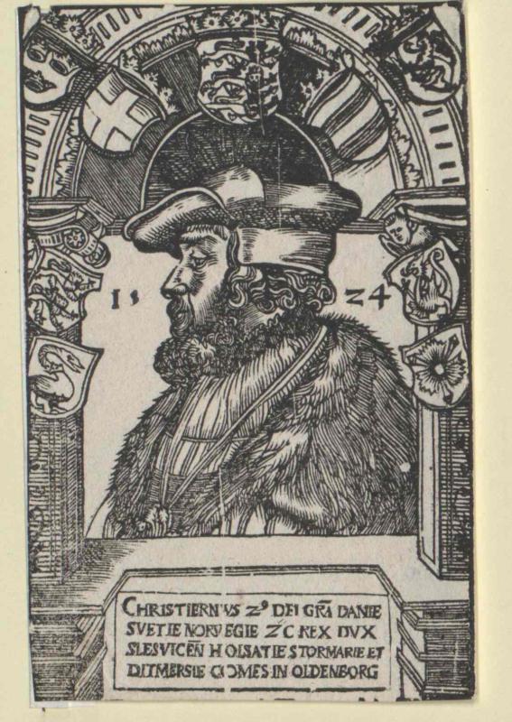 Christian II., König von Dänemark