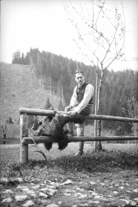 Pfarralm bei Weißenbach im Ennstal