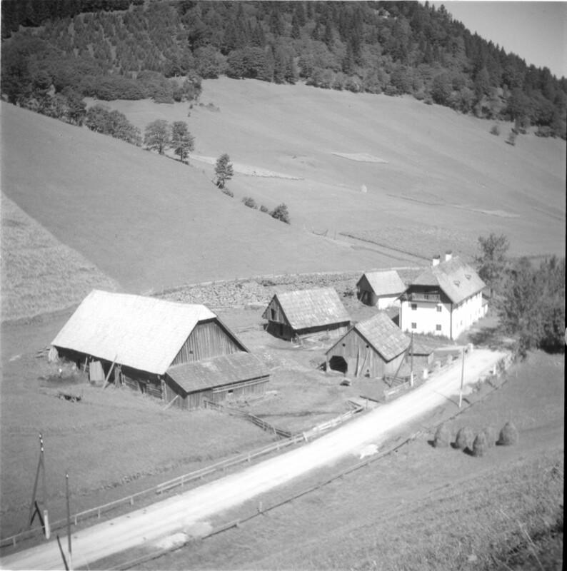 Wegscheid bei Göllrad