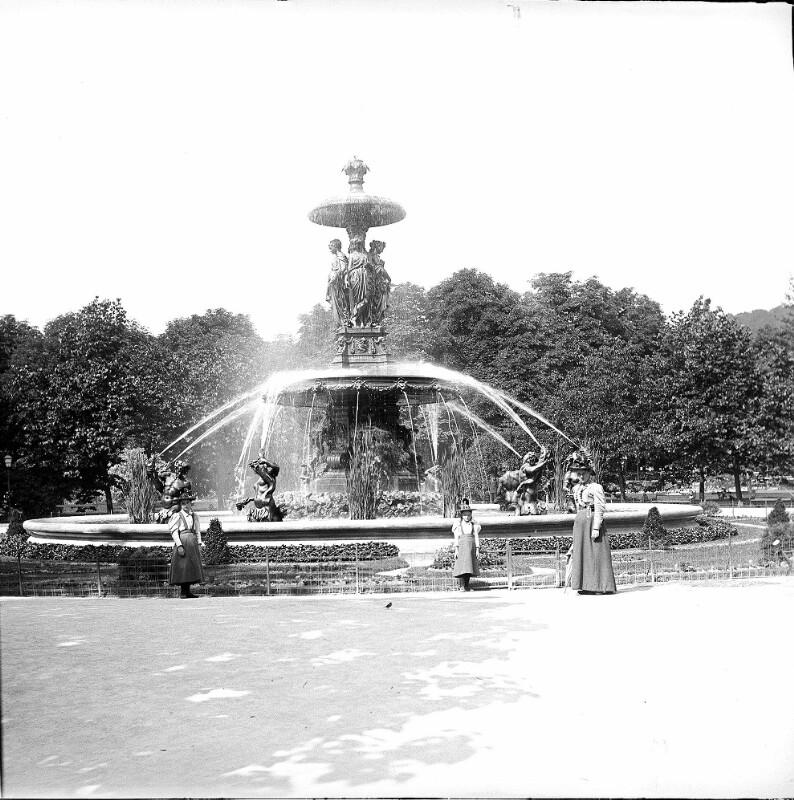 Graz, Stadtpark